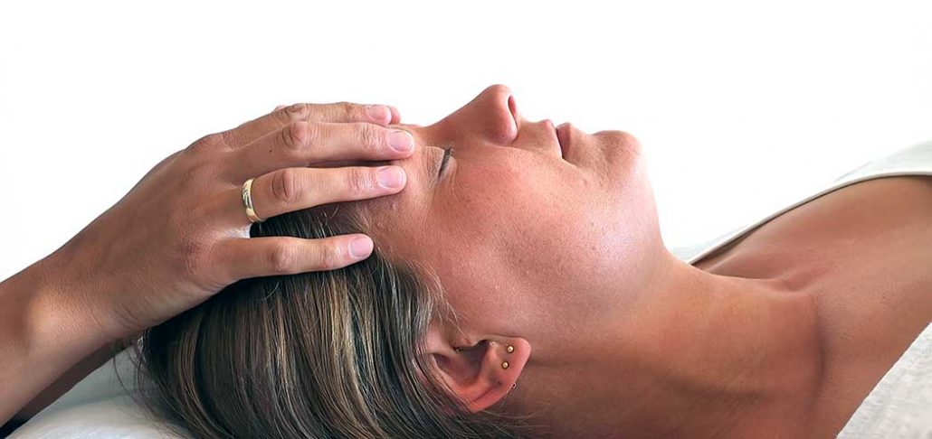 Cranio-Sacrale Behandlung